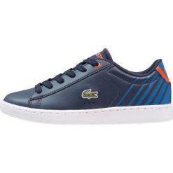 Trampki chłopięce: Lacoste CARNABY EVO Tenisówki i Trampki navy/blue