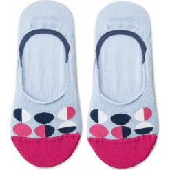 Skarpety Stopki Damskie FREAK FEET - MKOL-BLP Kolorowy Niebieski. Niebieskie skarpetki damskie Freak Feet, w kolorowe wzory, z bawełny. Za 14,99 zł.