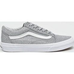 Vans - Buty Old Skool. Szare buty sportowe damskie Vans, z materiału. W wyprzedaży za 299,90 zł.