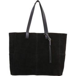 Mint&berry Torba na zakupy black. Czarne torebki klasyczne damskie mint&berry. W wyprzedaży za 254,25 zł.