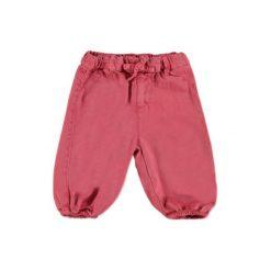 Name it Girls Spodnie Alley rapture rose. Czerwone spodnie niemowlęce Name it, z lyocellu. Za 49,00 zł.