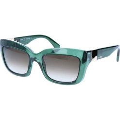 """Okulary przeciwsłoneczne damskie: Okulary przeciwsłoneczne """"V692S"""" w kolorze zielonym"""