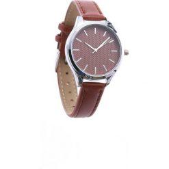 Brązowy Zegarek Range. Brązowe zegarki damskie Born2be. Za 24,99 zł.