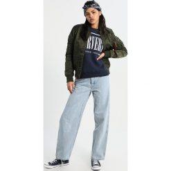 Bluzy rozpinane damskie: Forvert FOLSOM Bluza navy