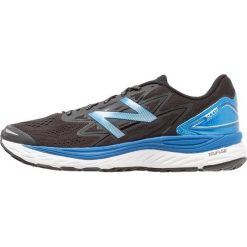 New Balance NBX SOLVI Obuwie do biegania treningowe black/blue. Czarne buty do biegania męskie New Balance, z materiału. Za 509,00 zł.