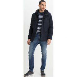 Płaszcze przejściowe męskie: YOURTURN Krótki płaszcz dark blue