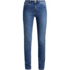 Lee SKYLER Jeansy Slim Fit brightside blue. Niebieskie rurki damskie Lee. Za 299,00 zł.