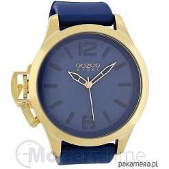 Zegarki męskie: Zegarek unisex OOZOO Steel OS295