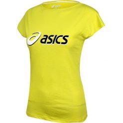 Asics Koszulka damska Asics Short Sleeve Tee żółta r. XS (123026.0424). Niebieskie topy sportowe damskie marki Asics, m, z elastanu. Za 27,22 zł.