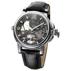 ZEGAREK EPOS Oeuvre d'Art 3429.199.20.55.25. Czarne zegarki męskie EPOS, ze stali. Za 10300,00 zł.