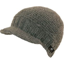 Czapki męskie: CHILLOUTS Czapka męska Teddy Hat TED03 brązowa (CHI-3421)