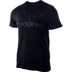MARTES Koszulka Hi-Tec ISOBAR. Czarne koszulki sportowe męskie marki MARTES, m. Za 33,75 zł.