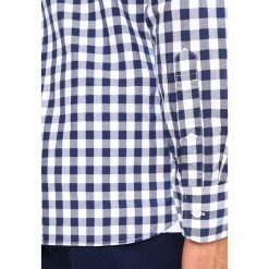 Koszule męskie na spinki: J.CREW SLIM FIT  Koszula vintage navy