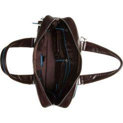 Piquadro BLUE SQUARE Torba na laptopa mogano. Brązowe torby na ramię męskie marki Kazar, ze skóry, przez ramię, małe. Za 1659,00 zł.