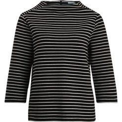 Bluzki asymetryczne: Soyaconcept FAUNA 2 Bluzka z długim rękawem black