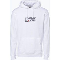 Bejsbolówki męskie: Tommy Jeans - Męska bluza nierozpinana, czarny