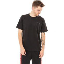 MARTES Koszulka męska Solan Black/French Blue r. L. Pomarańczowe koszulki sportowe męskie marki MARTES, m. Za 27,81 zł.