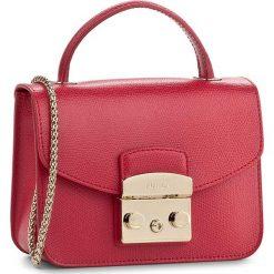 Torebka FURLA - Metropolis 862651 B BHD3 ARE Ruby. Czerwone torebki klasyczne damskie Furla. Za 869,00 zł.