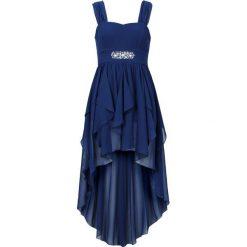 Sukienki hiszpanki: Sukienka bonprix kobaltowy