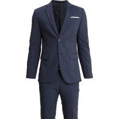 Pier One Garnitur mottled blue. Niebieskie garnitury marki Tiffosi. Za 629,00 zł.