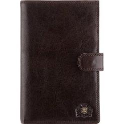 Portfel 39-1-263-3. Brązowe portfele męskie Wittchen, ze skóry. Za 629,00 zł.