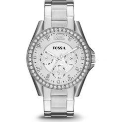 Zegarki damskie: Zegarek FOSSIL – Riley ES3202  Sliver/Steel
