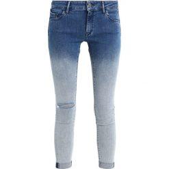 Mavi LEXY Jeans Skinny Fit slide blue glam. Niebieskie rurki damskie Mavi. Za 339,00 zł.