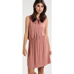 Sukienki hiszpanki: Soyaconcept ASPEN  Sukienka letnia dusty rose