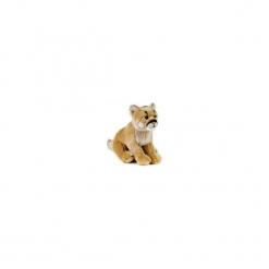 Maskotka DANTE National Geographic Puma dziecko. Szare przytulanki i maskotki marki DANTE, z materiału. Za 69,90 zł.