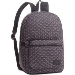 Plecak EMPORIO ARMANI - 402509 8A556 00020  Black 00020. Szare plecaki męskie marki Emporio Armani, l, z nadrukiem, z bawełny, z okrągłym kołnierzem. Za 529,00 zł.