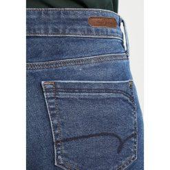 Mavi ADRIANA Jeans Skinny Fit blue denim. Niebieskie rurki damskie Mavi. W wyprzedaży za 215,20 zł.