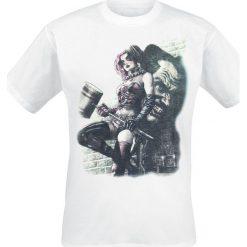Harley Quinn Wall Art T-Shirt biały. Białe t-shirty męskie marki Harley Quinn, xl. Za 42,90 zł.