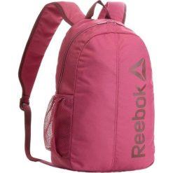 Plecak unisex Act Core Backpack różowy (DN1533). Czerwone plecaki męskie Reebok, sportowe. Za 83,92 zł.