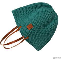 Shopper Bag by Filo Loop. Szare shopper bag damskie Pakamera, z bawełny. Za 175,00 zł.