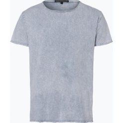Drykorn - T-shirt męski – Kendrick, niebieski. Niebieskie t-shirty męskie marki DRYKORN, m, z dekoltem karo. Za 229,95 zł.