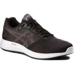 Buty ASICS - Patriot 10 1011A131  Black/White 001. Czarne buty do biegania męskie Asics, z materiału. W wyprzedaży za 189,00 zł.