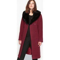 Płaszcze damskie pastelowe: Płaszcz z wełny/kaszmiru, długość 100cm