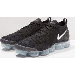 Nike Performance AIR VAPORMAX FLYKNIT 2 Obuwie do biegania treningowe black/white/dark grey/metallic. Czarne buty do biegania męskie Nike Performance, z materiału. Za 879,00 zł.
