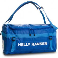 Torba HELLY HANSEN - HH Classic Duffel Bag Xs 67166-563 Olympian Blue. Niebieskie torebki klasyczne damskie marki Helly Hansen. W wyprzedaży za 209,00 zł.