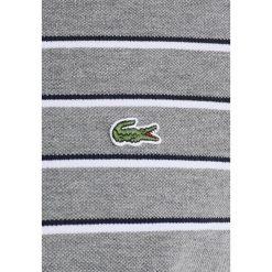 Lacoste Koszulka polo galaxite chine/blancmari. Szare koszulki polo Lacoste, m, z bawełny. Za 429,00 zł.