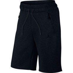 Nike Szorty Jordan Icon Short czarny r. M. Białe spodenki sportowe męskie marki Adidas, l, z jersey, do piłki nożnej. Za 253,40 zł.