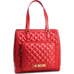 Torebka LOVE MOSCHINO - JC4001PP17LA0500 Rosso. Czerwone torebki klasyczne damskie Love Moschino, ze skóry ekologicznej. Za 959,00 zł.