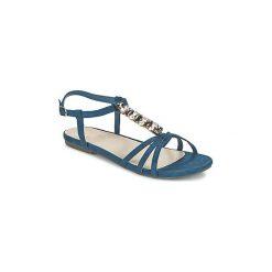 Sandały Dziecko  Xti  DONETTE. Niebieskie sandały dziewczęce marki Xti. Za 143,20 zł.