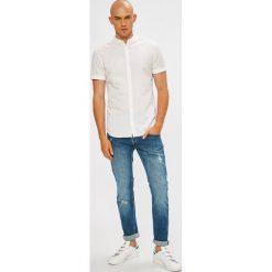 Guess Jeans - Jeansy Vermont. Niebieskie jeansy męskie slim Guess Jeans. W wyprzedaży za 339,90 zł.