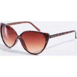 Okulary przeciwsłoneczne damskie: Okulary przeciwsłoneczne – Wielobarwn