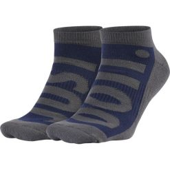 Skarpety Nike Men's 2P No Show Socks (SX5771-912). Szare skarpetki męskie Nike, z bawełny. Za 19,99 zł.