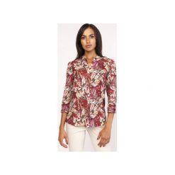 Koszula o luźnym kroju, K111 wzór. Szare koszule damskie Lanti, na jesień. Za 119,00 zł.