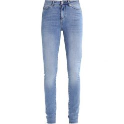 Boyfriendy damskie: Vero Moda Tall VMSEVEN  Jeansy Slim Fit dark blue denim