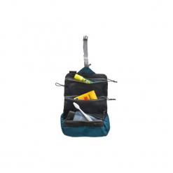 Kosmetyczka trekkingowa ultra light i ultra compact. Czarne kosmetyczki męskie marki Reserved. Za 39,99 zł.