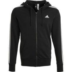 Bejsbolówki męskie: adidas Performance Bluza rozpinana black/white